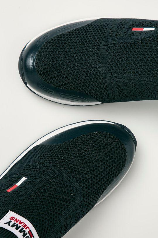 tmavomodrá Tommy Jeans - Topánky