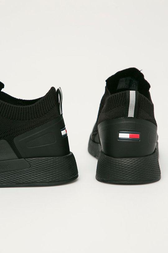 Tommy Jeans - Pantofi  Gamba: Material sintetic, Material textil Interiorul: Material textil Talpa: Material sintetic