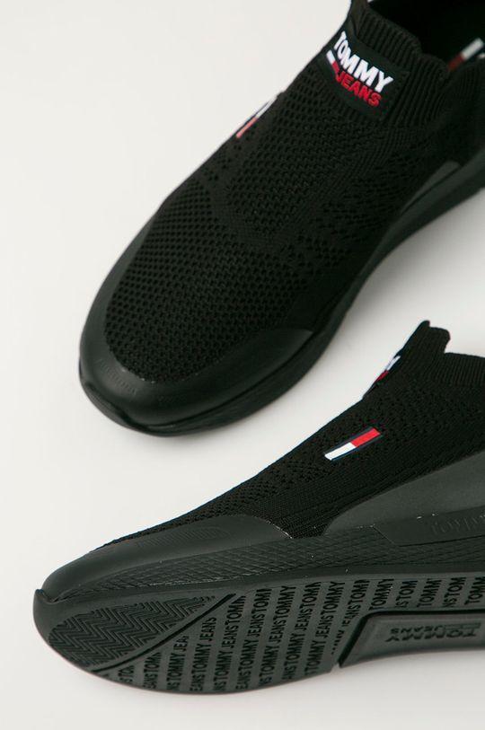 negru Tommy Jeans - Pantofi