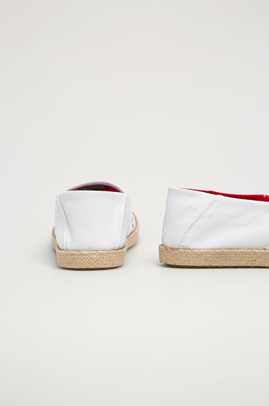 Tommy Jeans - Espadrilky  Svršek: Textilní materiál Vnitřek: Textilní materiál Podrážka: Umělá hmota