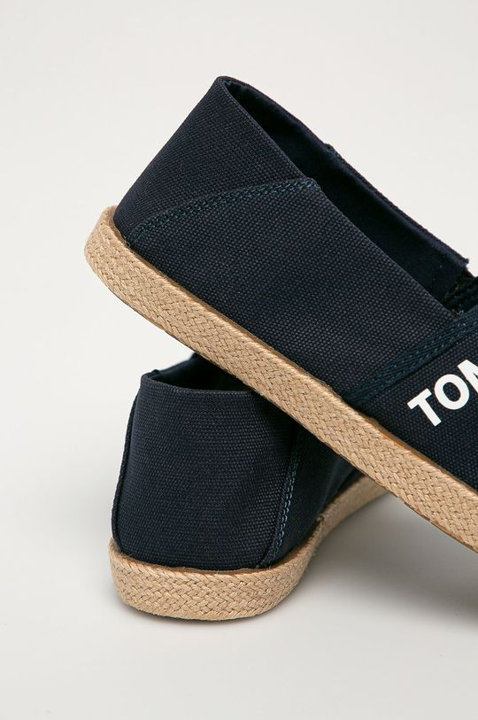 Tommy Jeans - Espadrilky  Zvršok: Textil Vnútro: Textil Podrážka: Syntetická látka