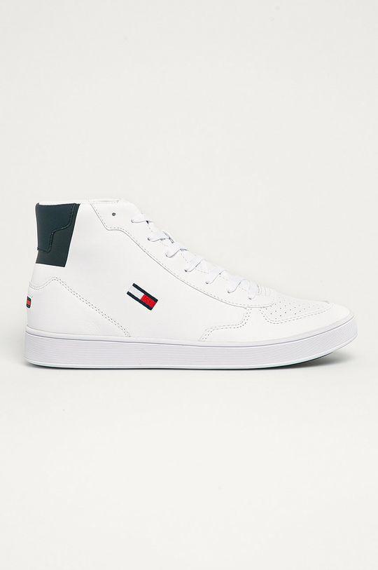 biela Tommy Jeans - Topánky Pánsky