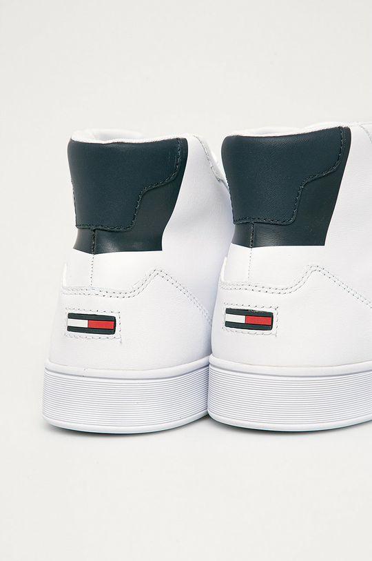 Tommy Jeans - Topánky <p>  Zvršok: Prírodná koža  Vnútro: Textil  Podrážka: Syntetická látka</p>