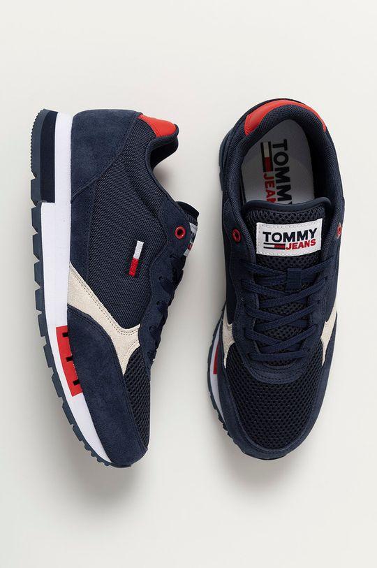 granatowy Tommy Jeans - Buty