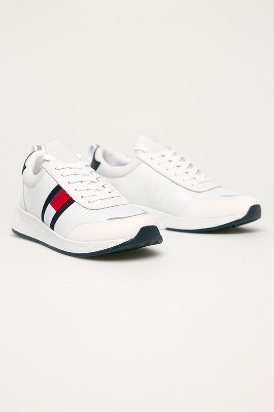 Tommy Jeans - Topánky biela
