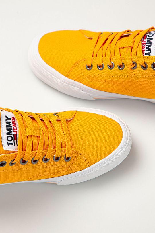 oranžová Tommy Jeans - Tenisky