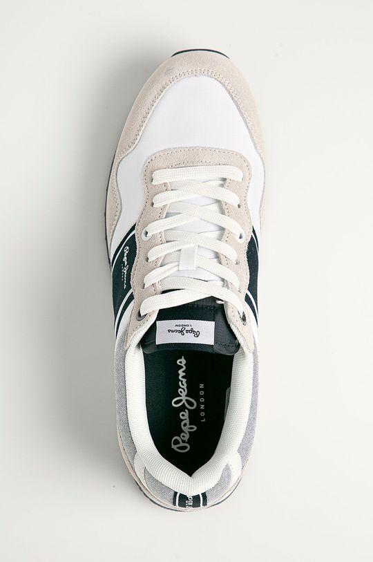alb Pepe Jeans - Pantofi Cross 4 Sailor