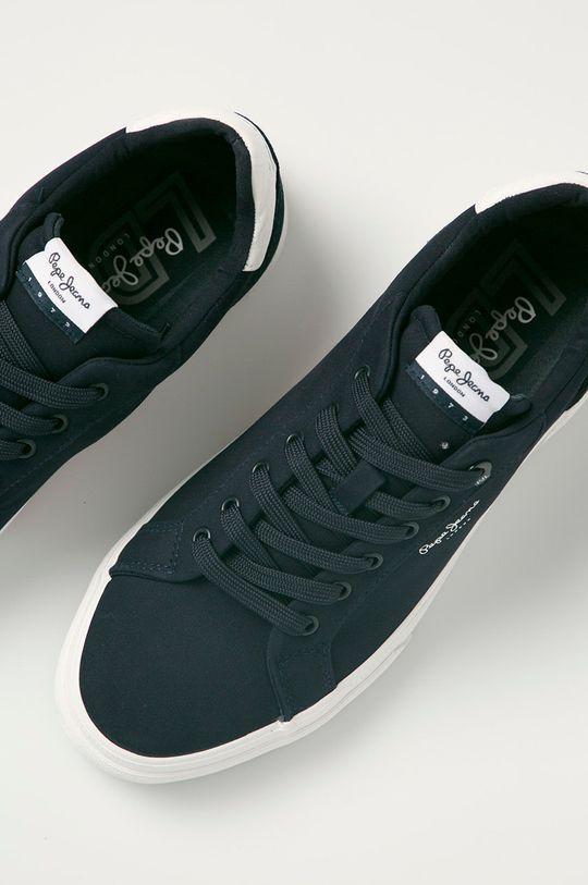 bleumarin Pepe Jeans - Pantofi Keton Classic