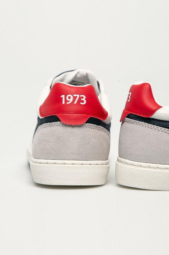Pepe Jeans - Buty Rodney Sport Cholewka: Materiał syntetyczny, Skóra zamszowa, Wnętrze: Materiał syntetyczny, Materiał tekstylny, Podeszwa: Materiał syntetyczny