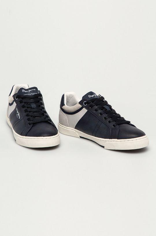 Pepe Jeans - Pantofi Rodney Sport bleumarin