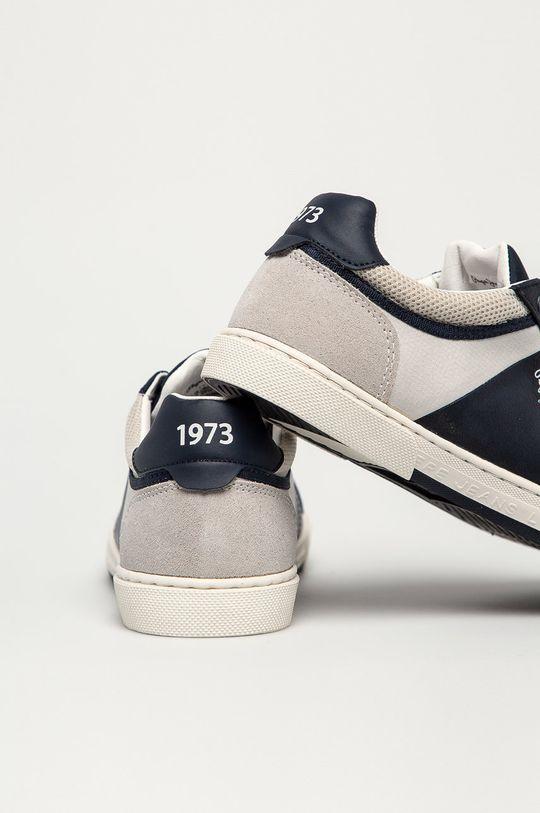 Pepe Jeans - Pantofi Rodney Sport  Gamba: Material sintetic, Piele intoarsa Interiorul: Material sintetic, Material textil Talpa: Material sintetic