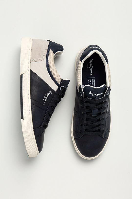 bleumarin Pepe Jeans - Pantofi Rodney Sport