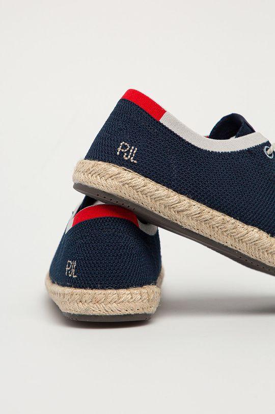 Pepe Jeans - Espadrilky Tourist Sailor Knit  Svršek: Textilní materiál Vnitřek: Textilní materiál Podrážka: Umělá hmota