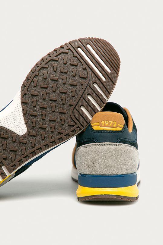 Pepe Jeans - Topánky Tinker pro 309  Zvršok: Syntetická látka, Textil, Semišová koža