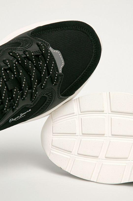 negru Pepe Jeans - Pantofi Brooks