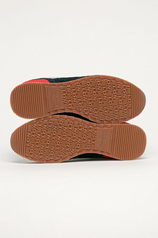 bleumarin Pepe Jeans - Pantofi Chambray
