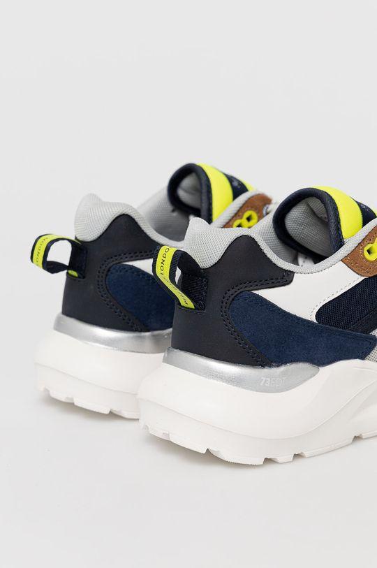 Pepe Jeans - Buty BROOKS ETD Cholewka: Materiał syntetyczny, Materiał tekstylny, Wnętrze: Materiał tekstylny, Podeszwa: Materiał syntetyczny