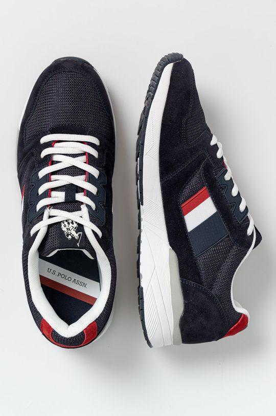 tmavomodrá U.S. Polo Assn. - Topánky