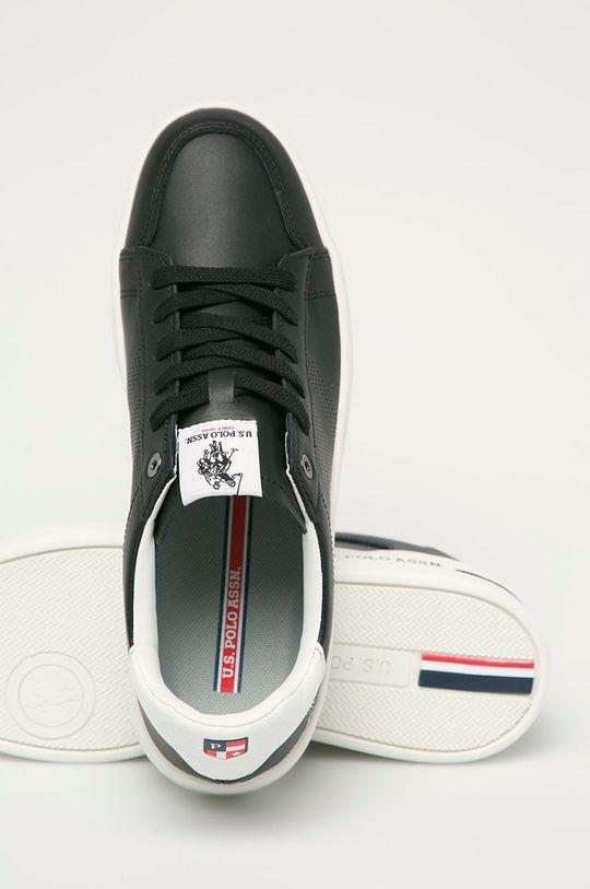 černá U.S. Polo Assn. - Boty