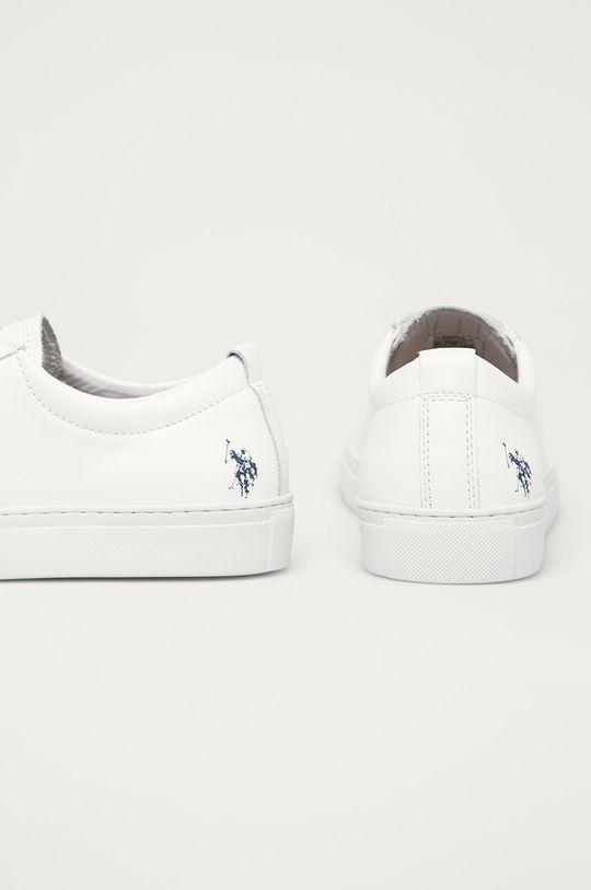 U.S. Polo Assn. - Kožená obuv  Zvršok: Prírodná koža Vnútro: Syntetická látka, Textil Podrážka: Syntetická látka