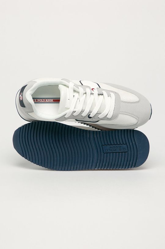 biela U.S. Polo Assn. - Topánky