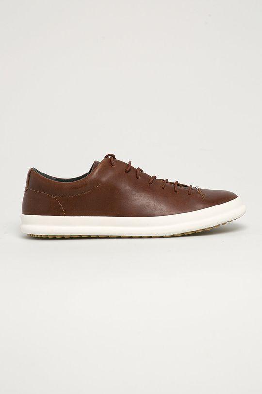 hnedá Camper - Kožená obuv Chasis Pánsky