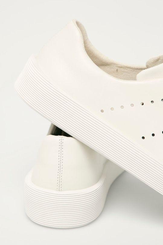Camper - Kožené boty Courb  Svršek: Přírodní kůže Vnitřek: Textilní materiál Podrážka: Textilní materiál