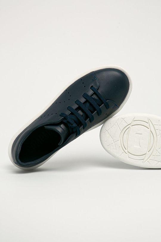 námořnická modř Camper - Kožené boty Corub