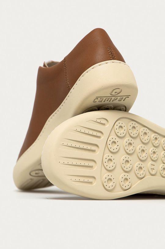 Camper - Kožená obuv Peu  Zvršok: Prírodná koža Vnútro: Textil Podrážka: Syntetická látka