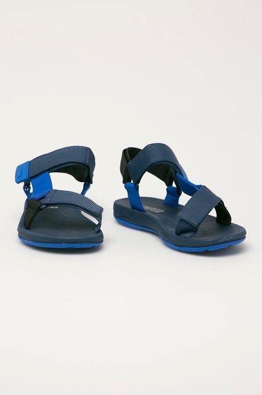 Camper - Sandály Match modrá