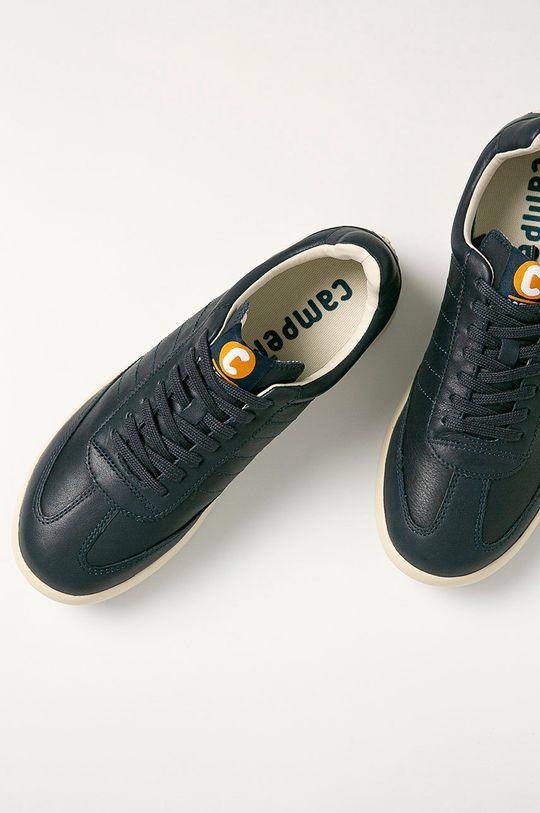 námořnická modř Camper - Kožené boty Pelotas