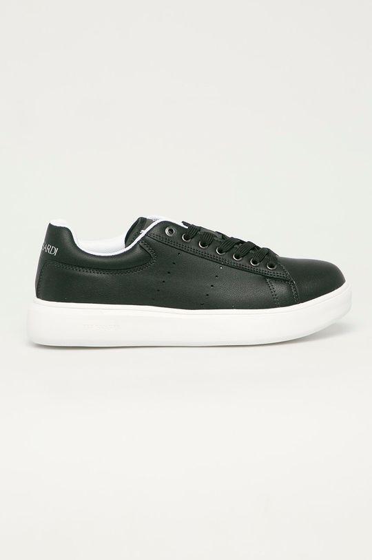 černá Trussardi Jeans - Boty Pánský