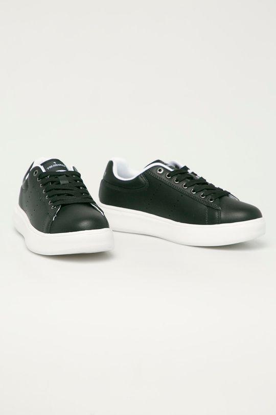 Trussardi Jeans - Boty černá