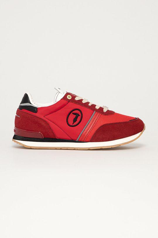 červená Trussardi Jeans - Boty Pánský