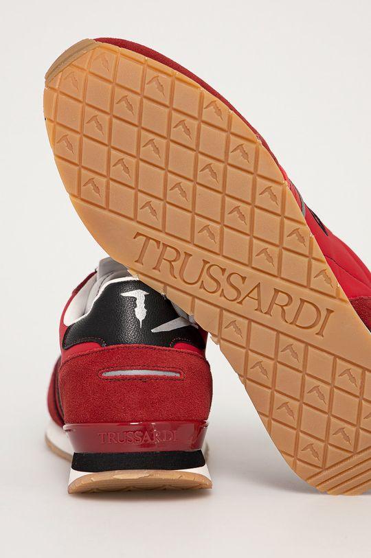 Trussardi Jeans - Boty  Svršek: Umělá hmota, Textilní materiál, Přírodní kůže Vnitřek: Umělá hmota, Textilní materiál Podrážka: Umělá hmota