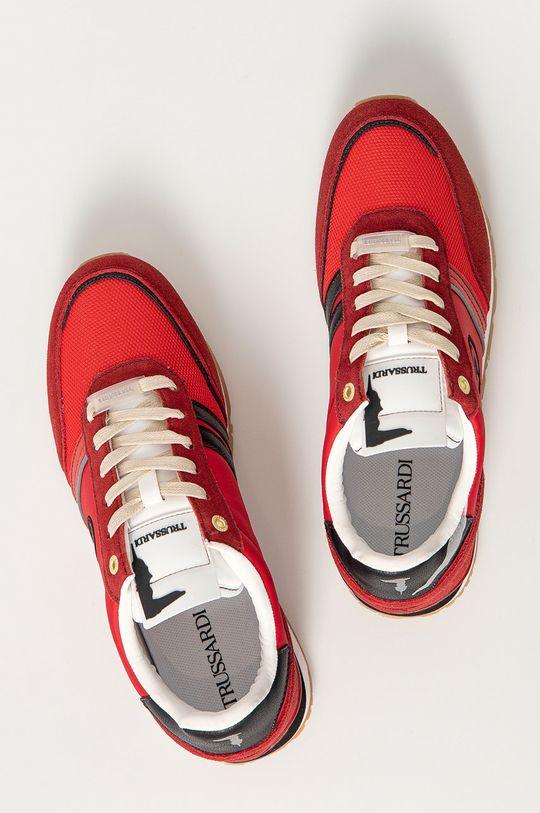 červená Trussardi Jeans - Boty