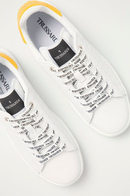 Trussardi Jeans - Kožená obuv Pánsky