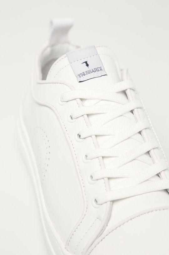 Trussardi Jeans - Ghete de piele  Gamba: Piele naturala Interiorul: Piele naturala Talpa: Material sintetic