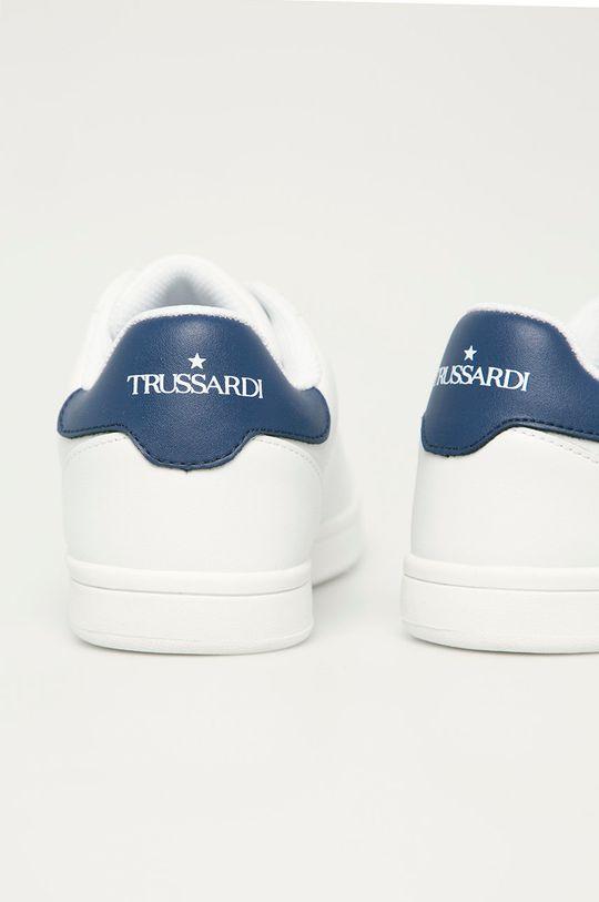 Trussardi Jeans - Ghete de piele  Gamba: Piele naturala Interiorul: Material textil Talpa: Material sintetic