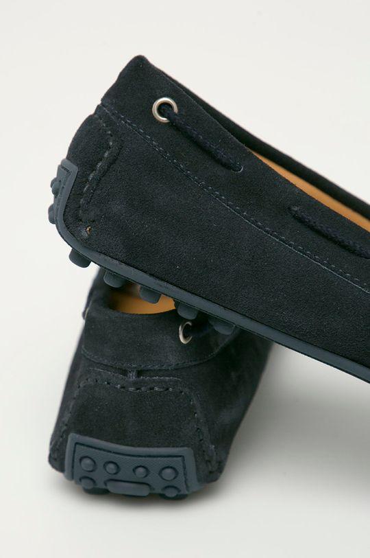 Trussardi Jeans - Semišové mokasíny  Svršek: Semišová kůže Vnitřek: Přírodní kůže Podrážka: Umělá hmota