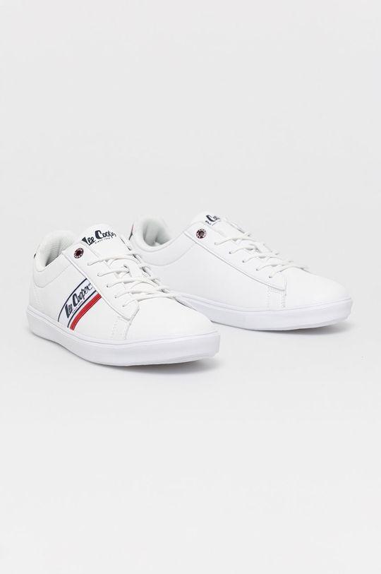 Lee Cooper - Topánky biela