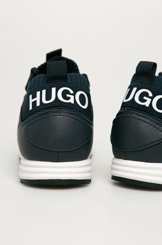 Hugo - Pantofi  Gamba: Material sintetic, Material textil Talpa: Guma Introduceti: Material textil, Piele naturala