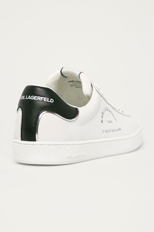 Karl Lagerfeld - Kožená obuv  Zvršok: Prírodná koža Vnútro: Syntetická látka Podrážka: Syntetická látka