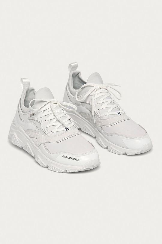 Karl Lagerfeld - Topánky biela