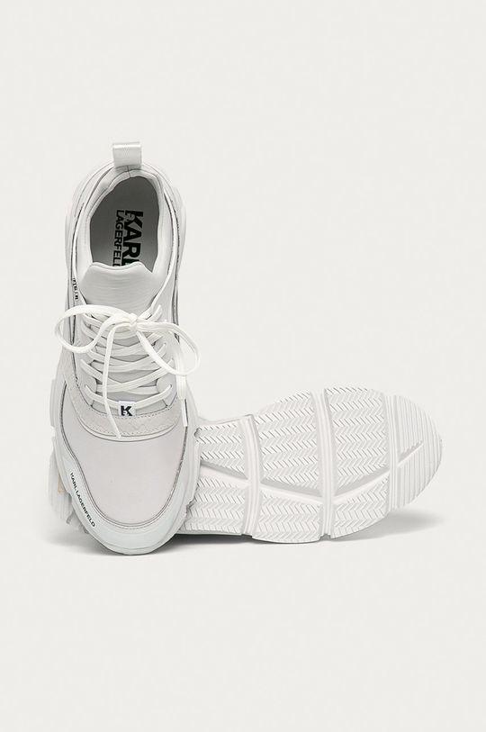 biela Karl Lagerfeld - Topánky