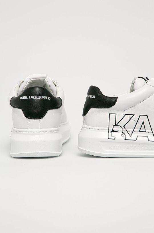 Karl Lagerfeld - Buty skórzane Cholewka: Skóra naturalna, Wnętrze: Materiał tekstylny, Podeszwa: Materiał syntetyczny