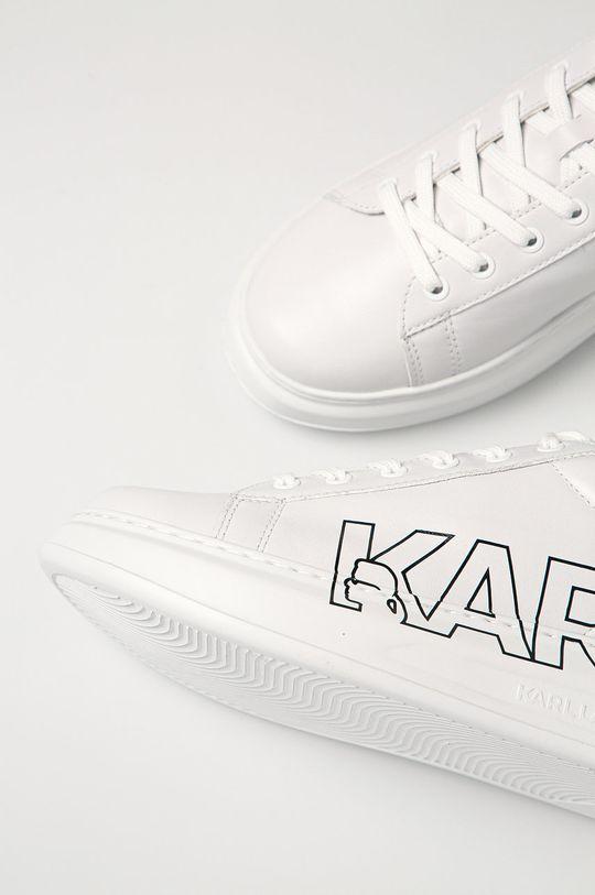 Karl Lagerfeld - Buty skórzane Męski