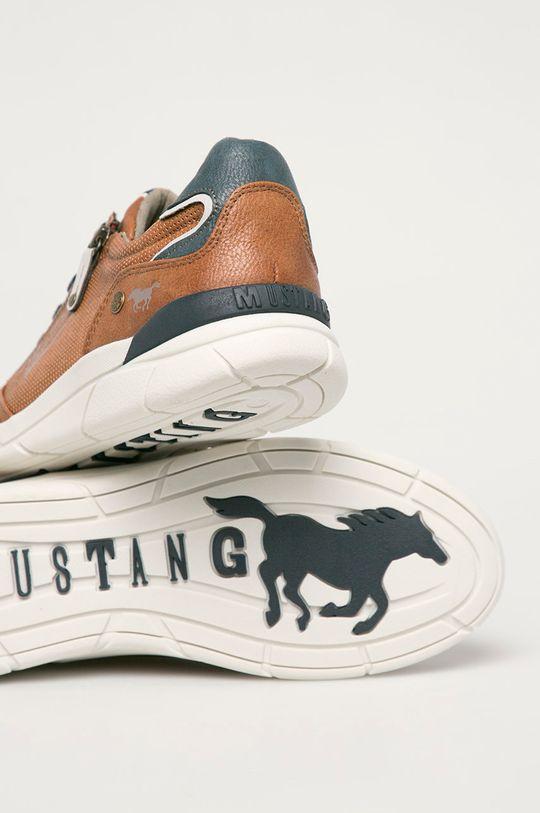 Mustang - Topánky  Zvršok: Syntetická látka Vnútro: Textil Podrážka: Syntetická látka