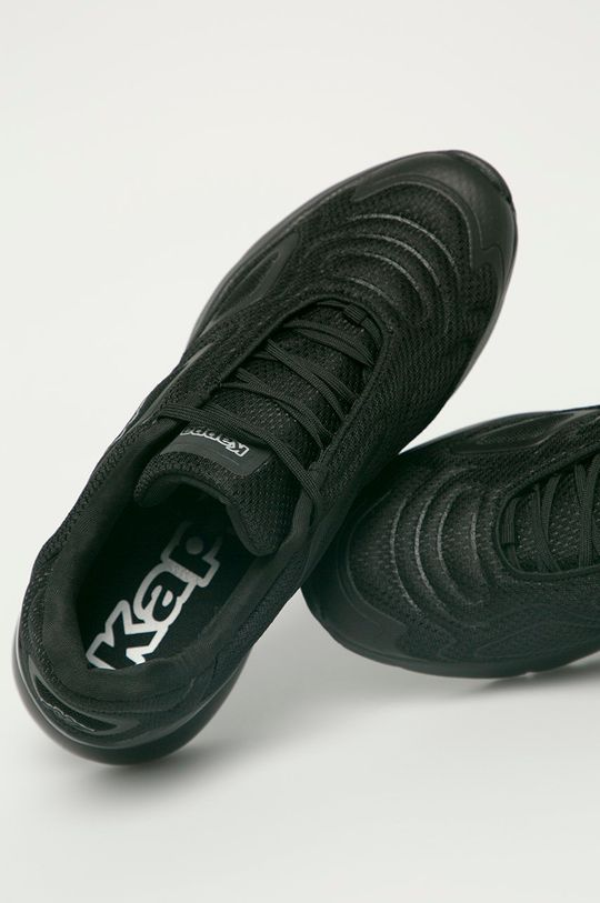 čierna Kappa - Topánky