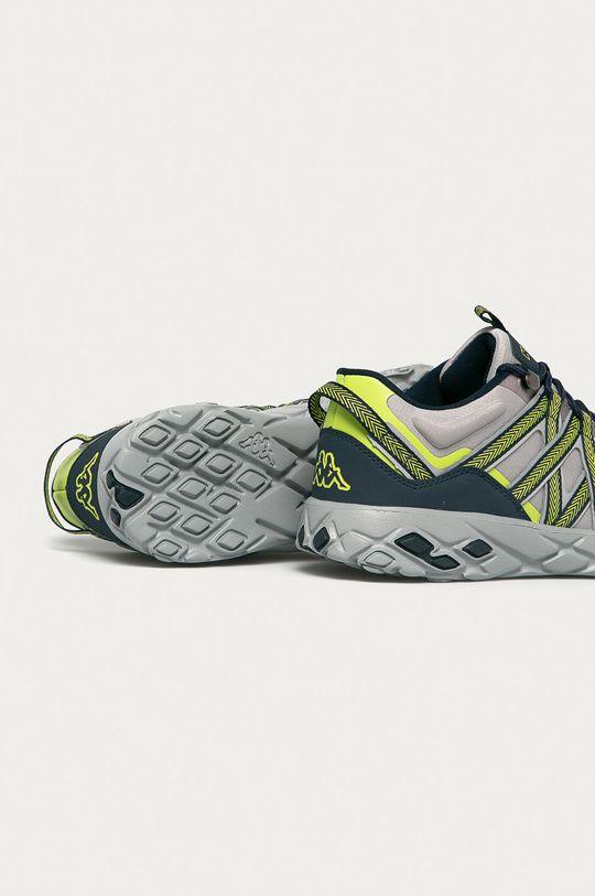 Kappa - Pantofi Shaws  Gamba: Material sintetic, Material textil Interiorul: Material textil Talpa: Material sintetic